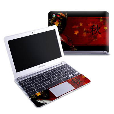Samsung 11-6 Chromebook Skin - Autumn