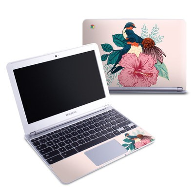 Samsung 11-6 Chromebook Skin - Barn Swallows