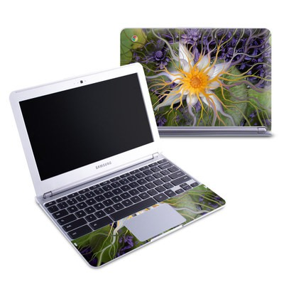 Samsung 11-6 Chromebook Skin - Bali Dream Flower