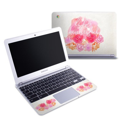 Samsung 11-6 Chromebook Skin - Beautiful