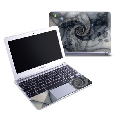 Samsung 11-6 Chromebook Skin - Birth of an Idea