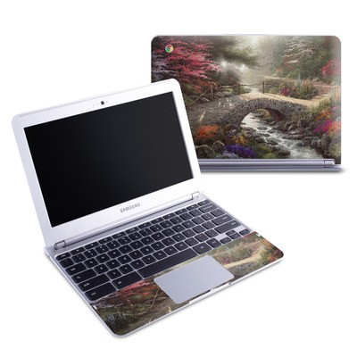 Samsung 11-6 Chromebook Skin - Bridge of Faith
