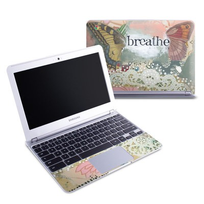 Samsung 11-6 Chromebook Skin - Breathe