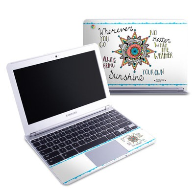 Samsung 11-6 Chromebook Skin - Bring Your Own