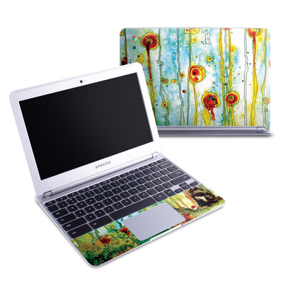 Samsung 11-6 Chromebook Skin - Beneath The Surface
