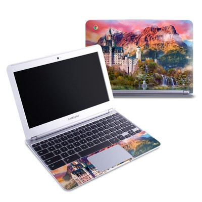 Samsung 11-6 Chromebook Skin - Castle Majesty
