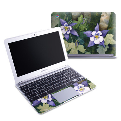 Samsung 11-6 Chromebook Skin - Colorado Columbines