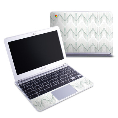 Samsung 11-6 Chromebook Skin - Chic Chevron