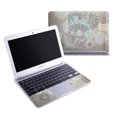 Samsung 11-6 Chromebook Skin - Christmas In Paris