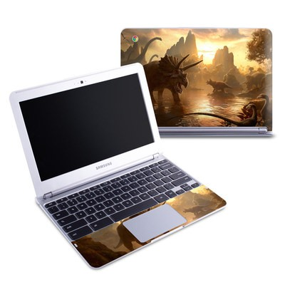 Samsung 11-6 Chromebook Skin - Cretaceous Sunset