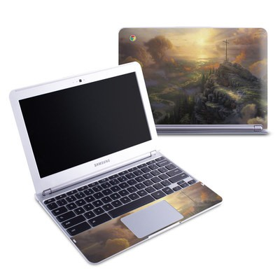 Samsung 11-6 Chromebook Skin - The Cross