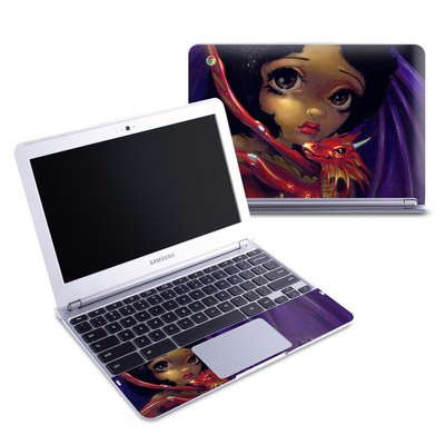 Samsung 11-6 Chromebook Skin - Darling Dragonling