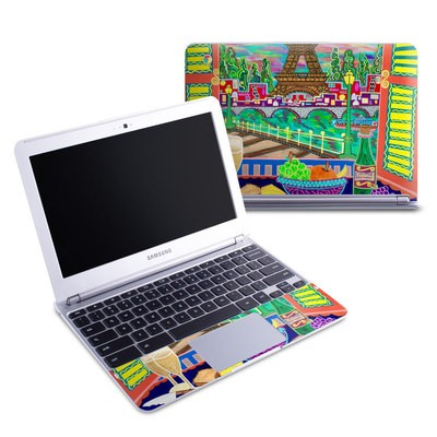 Samsung 11-6 Chromebook Skin - A Date With Fate