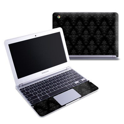 Samsung 11-6 Chromebook Skin - Deadly Nightshade