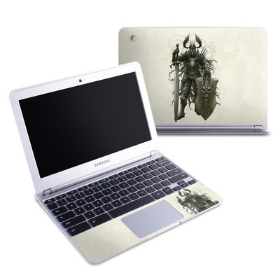 Samsung 11-6 Chromebook Skin - Dark Knight