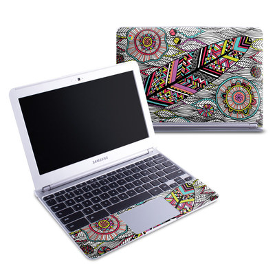 Samsung 11-6 Chromebook Skin - Dream Feather