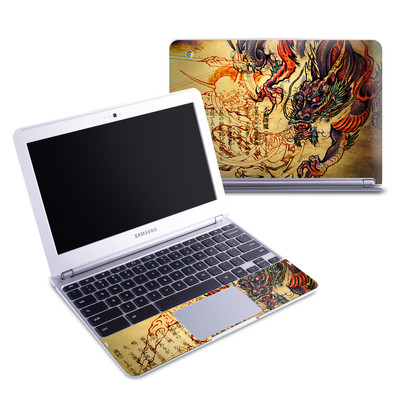Samsung 11-6 Chromebook Skin - Dragon Legend
