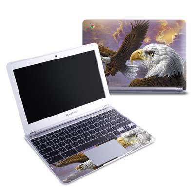 Samsung 11-6 Chromebook Skin - Eagle