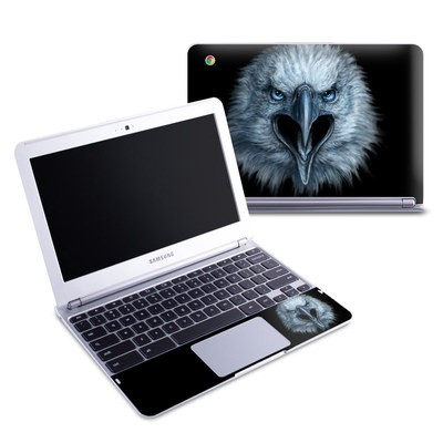 Samsung 11-6 Chromebook Skin - Eagle Face