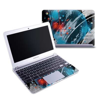 Samsung 11-6 Chromebook Skin - Element-Ocean