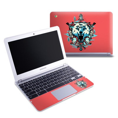 Samsung 11-6 Chromebook Skin - Ever Present