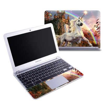 Samsung 11-6 Chromebook Skin - Evening Star