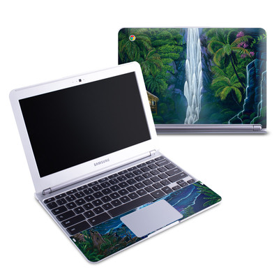 Samsung 11-6 Chromebook Skin - In The Falls Of Light