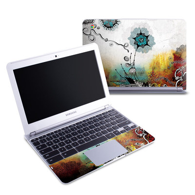 Samsung 11-6 Chromebook Skin - Frozen Dreams