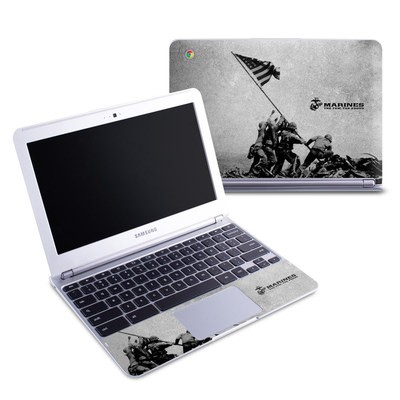 Samsung 11-6 Chromebook Skin - Flag Raise