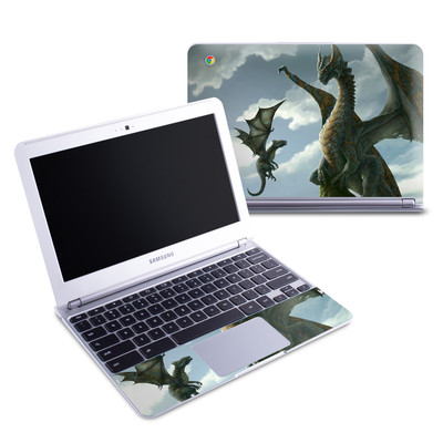 Samsung 11-6 Chromebook Skin - First Lesson