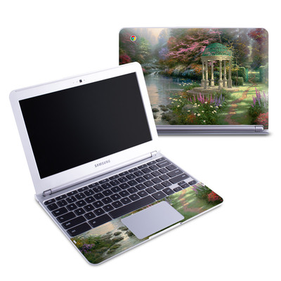 Samsung 11-6 Chromebook Skin - Garden Of Prayer