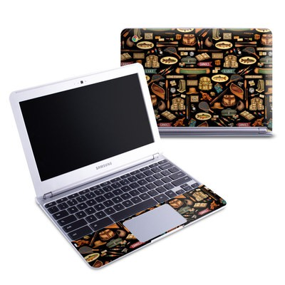 Samsung 11-6 Chromebook Skin - Gone Fishing