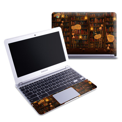 Samsung 11-6 Chromebook Skin - Google Data Center