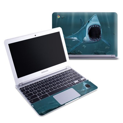 Samsung 11-6 Chromebook Skin - Great White