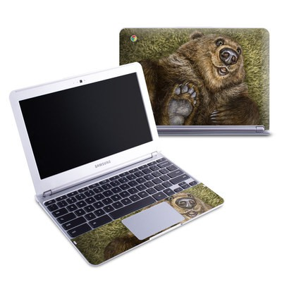 Samsung 11-6 Chromebook Skin - Happy Baby