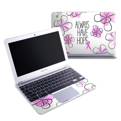Samsung 11-6 Chromebook Skin - Always Have Hope