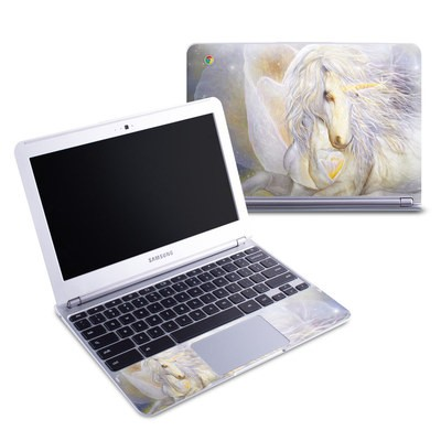 Samsung 11-6 Chromebook Skin - Heart Of Unicorn