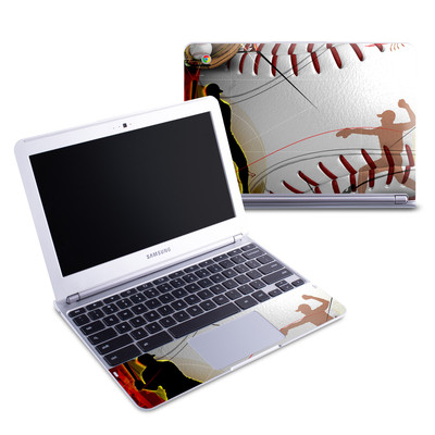 Samsung 11-6 Chromebook Skin - Home Run