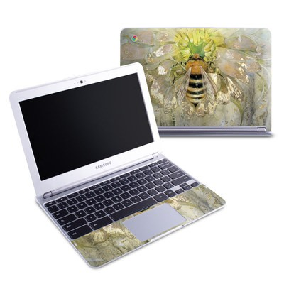 Samsung 11-6 Chromebook Skin - Honey Bee