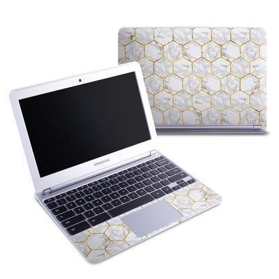 Samsung 11-6 Chromebook Skin - Honey Marble