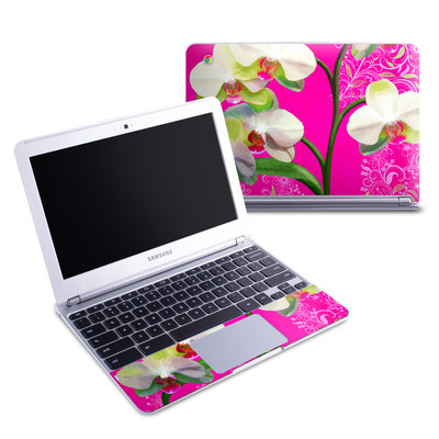 Samsung 11-6 Chromebook Skin - Hot Pink Pop