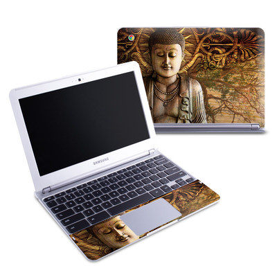 Samsung 11-6 Chromebook Skin - Intentional Bliss