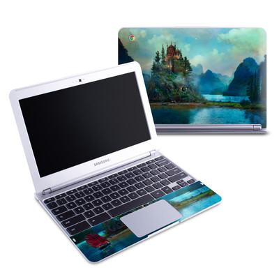 Samsung 11-6 Chromebook Skin - Journey's End