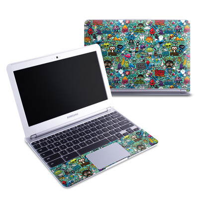 Samsung 11-6 Chromebook Skin - Jewel Thief
