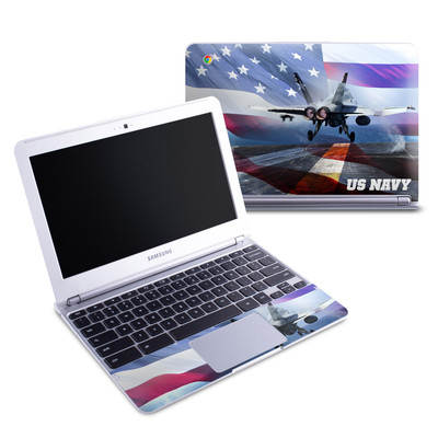 Samsung 11-6 Chromebook Skin - Launch