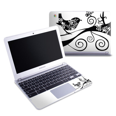 Samsung 11-6 Chromebook Skin - Little Curly