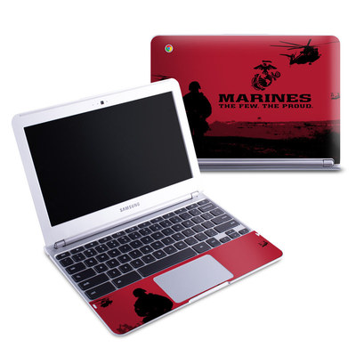 Samsung 11-6 Chromebook Skin - Leadership