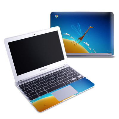 Samsung 11-6 Chromebook Skin - Learn to Fly