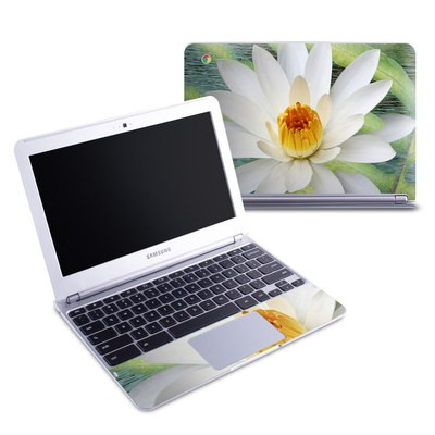 Samsung 11-6 Chromebook Skin - Liquid Bloom