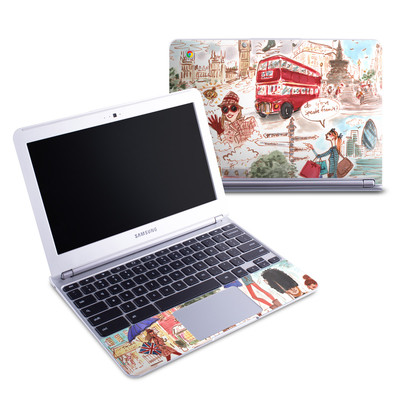 Samsung 11-6 Chromebook Skin - London